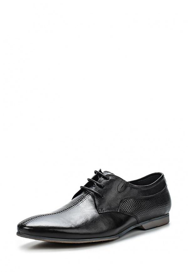 Туфли Dino Ricci 104-156-37 чёрные