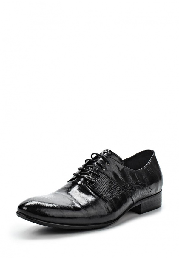 Туфли Dino Ricci 116-18-30 чёрные