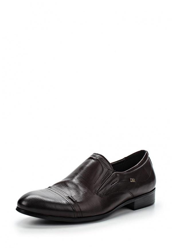 Туфли Dino Ricci 101-167-01 коричневые