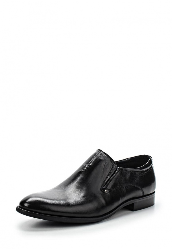 Туфли Dino Ricci 104-168-31 чёрные