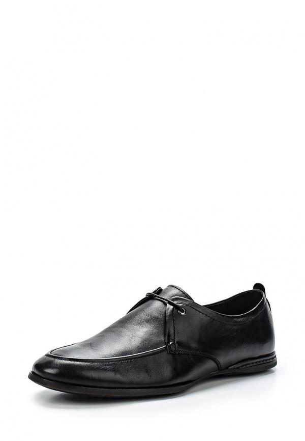 Туфли Dino Ricci 109-84-06 чёрные