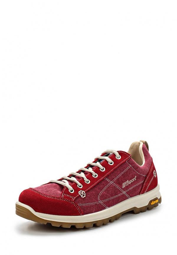 Кроссовки Grisport 573-5337 бордовые, красные