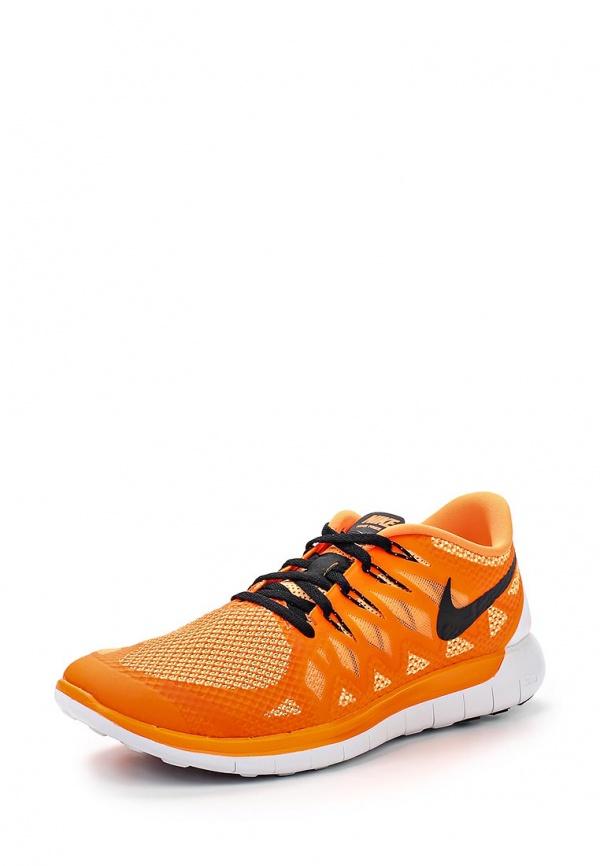 Кроссовки Nike 642198-802 оранжевые