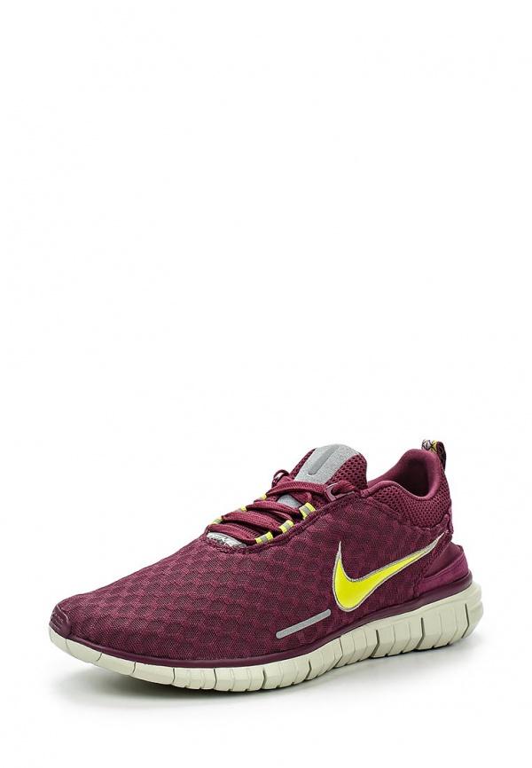 Кроссовки Nike 642402-602 бордовые