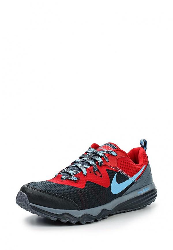 Кроссовки Nike 652867-009 красные, серые