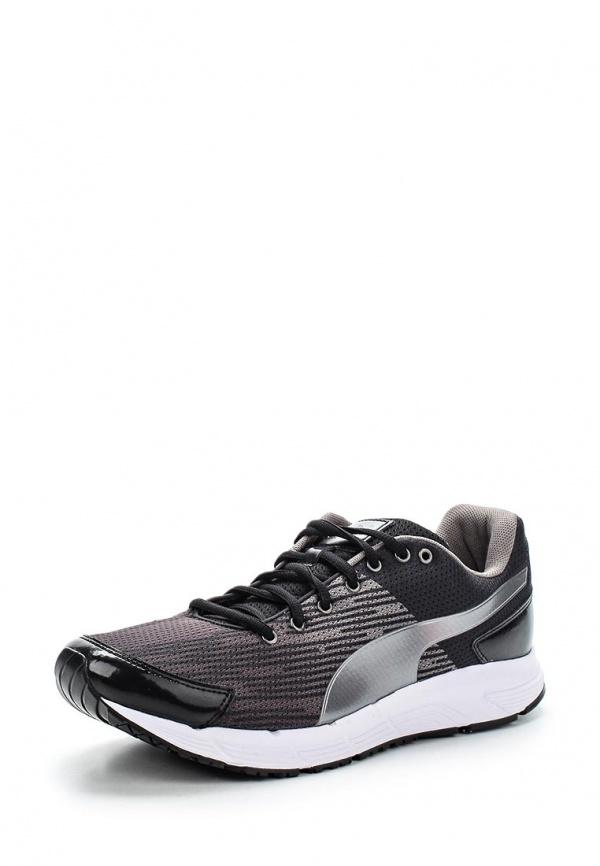 Кроссовки Puma 18755905 серые, чёрные