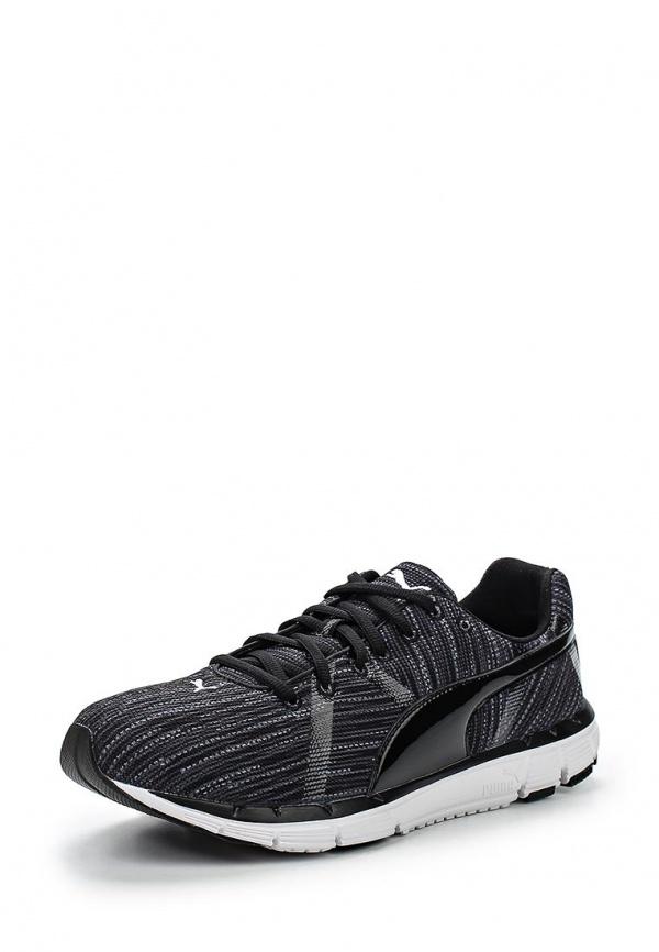 Кроссовки Puma 18777902 серые, чёрные