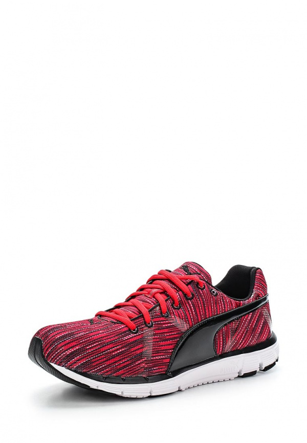Кроссовки Puma 18777903 красные, чёрные
