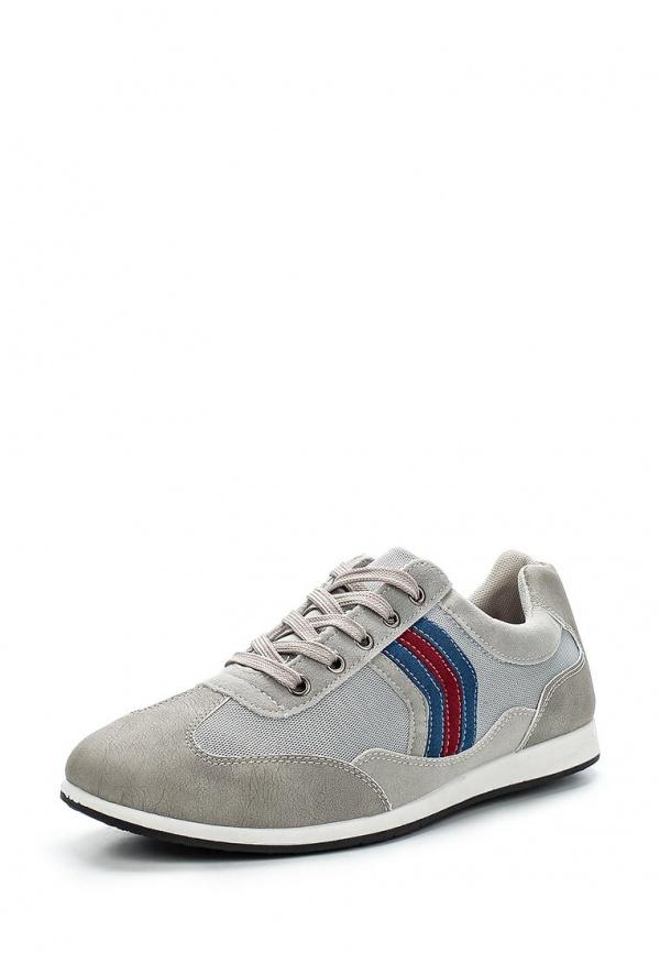 Кроссовки WS Shoes F-0311 серые