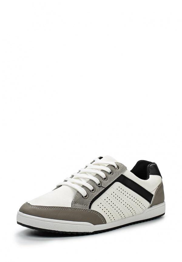 Кроссовки WS Shoes YY665-3 белые, серые