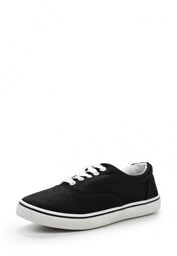 Кеды WS Shoes AM-252 чёрные