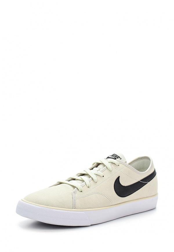Кеды Nike 644826-091 бежевые