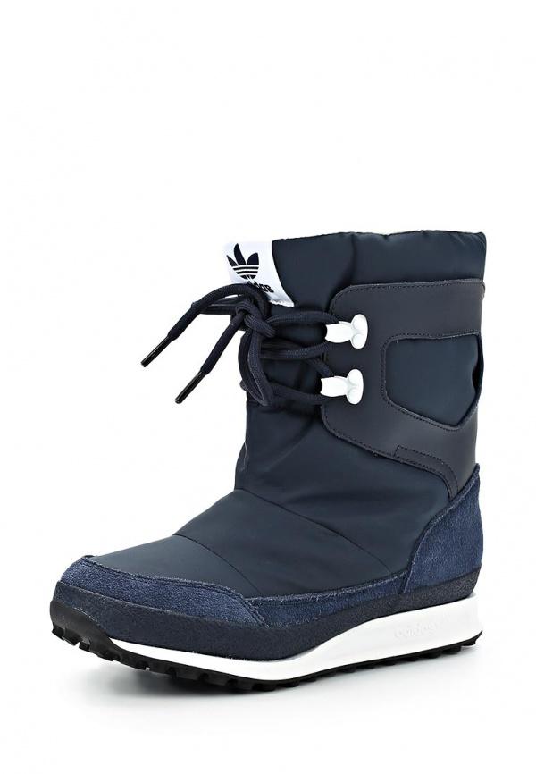 Дутики adidas Originals M20857 синие