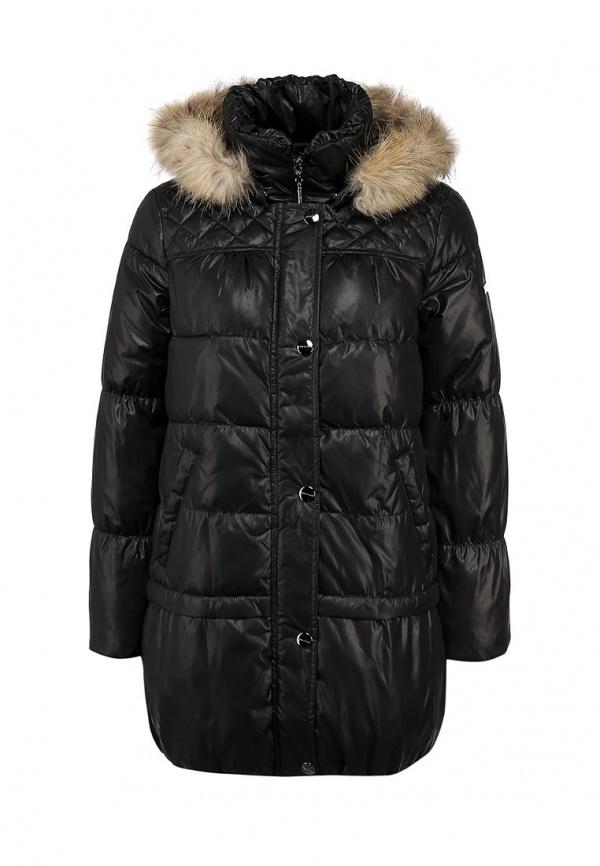 Куртка утепленная FiNN FLARE W14-32015 чёрные