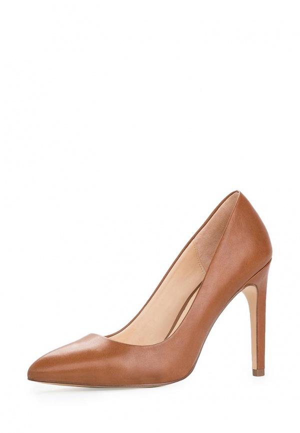 Туфли Mango 44020361 коричневые