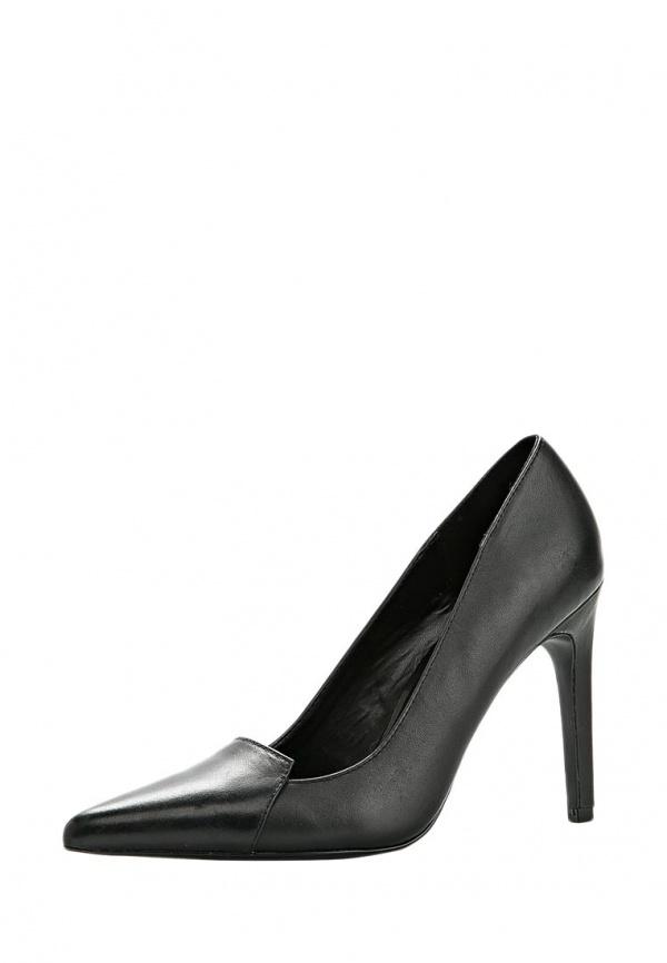 Туфли Mango 44083602 чёрные