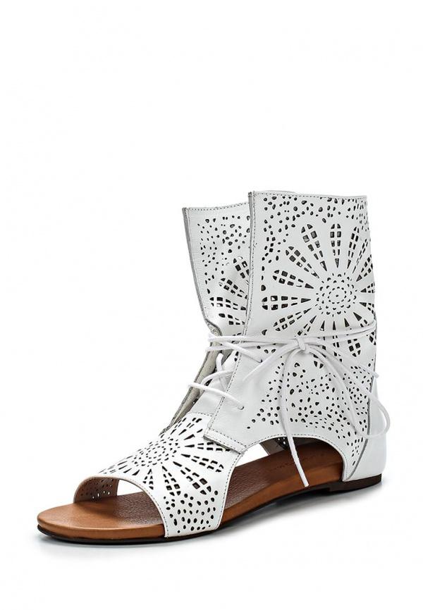 Сандалии Allegri 2051-07 белые