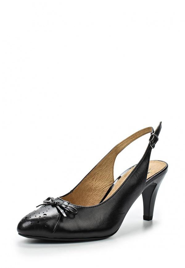 Туфли Caprice 9-9-29600-24-022 чёрные
