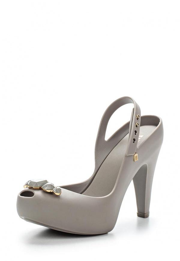 Туфли Melissa 31289 серые