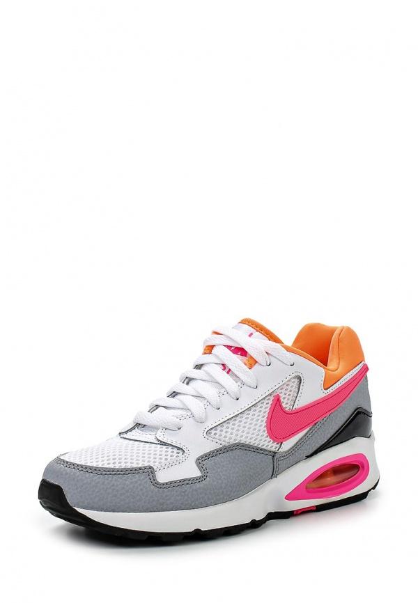 Кроссовки Nike 705003-101 белые, серые