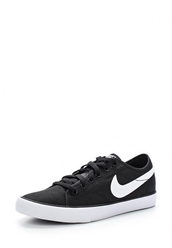 Кеды Nike 631635-010 чёрные