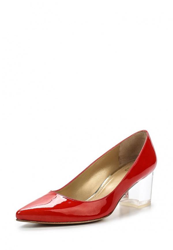 Туфли Stuart Weitzman RL10781 красные
