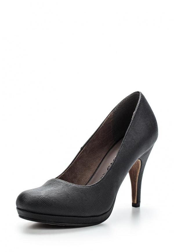 Туфли Tamaris 1-1-22417-24-006/220 чёрные