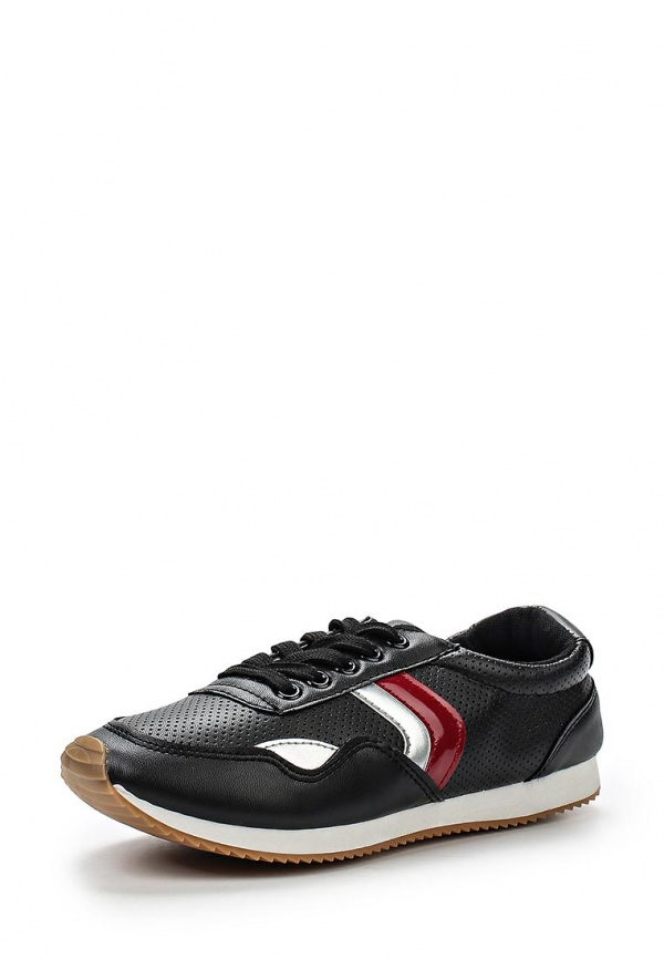 Кроссовки WS Shoes AM-858 чёрные
