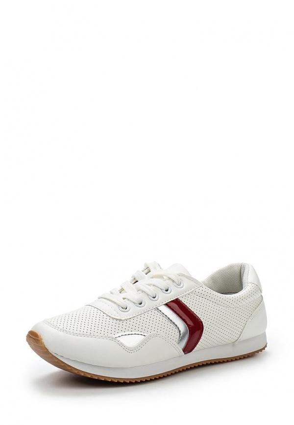 Кроссовки WS Shoes AM-858 белые