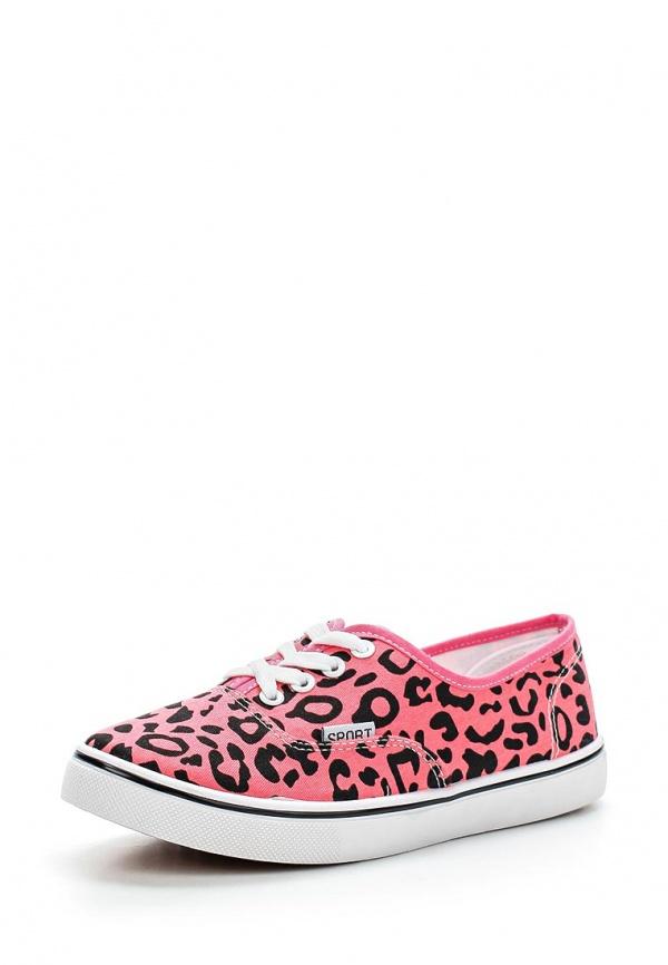 Кеды WS Shoes AM-156 розовые
