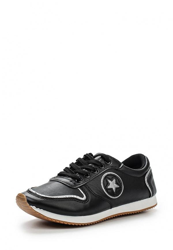 Кроссовки WS Shoes AM-856 чёрные