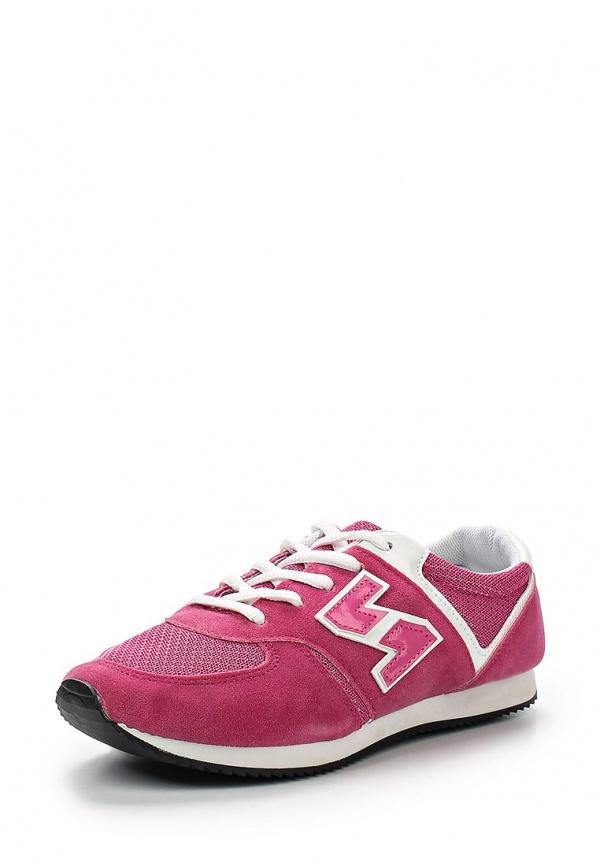 Кроссовки WS Shoes AM-802 розовые