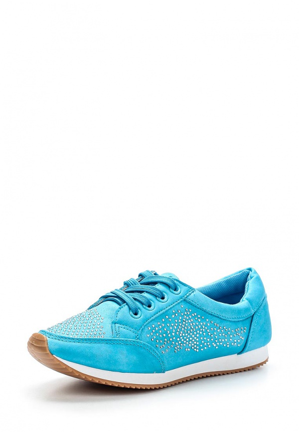 Кроссовки WS Shoes AM-852 синие