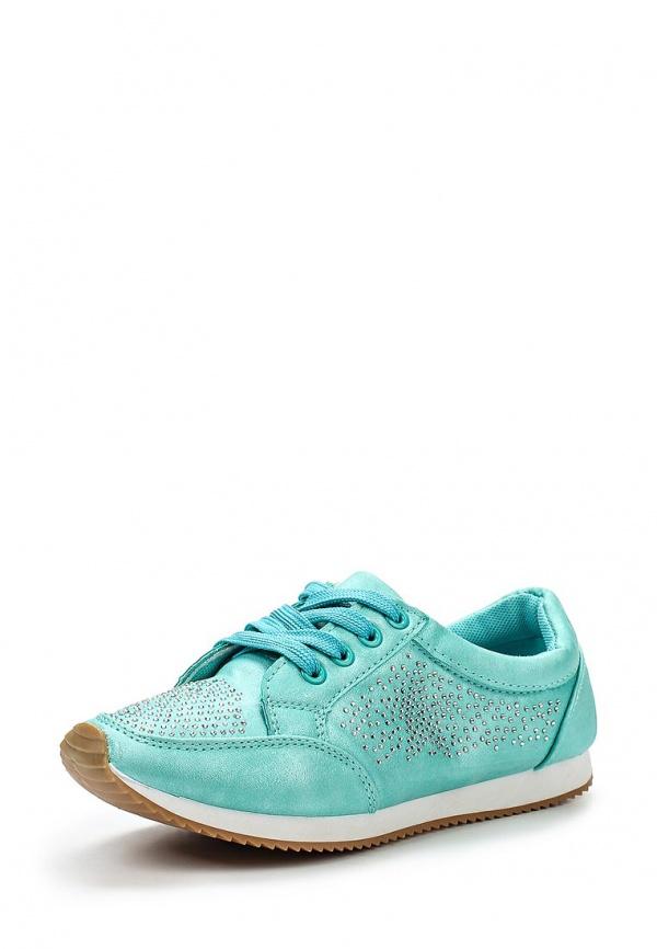 Кроссовки WS Shoes AM-852 зеленые
