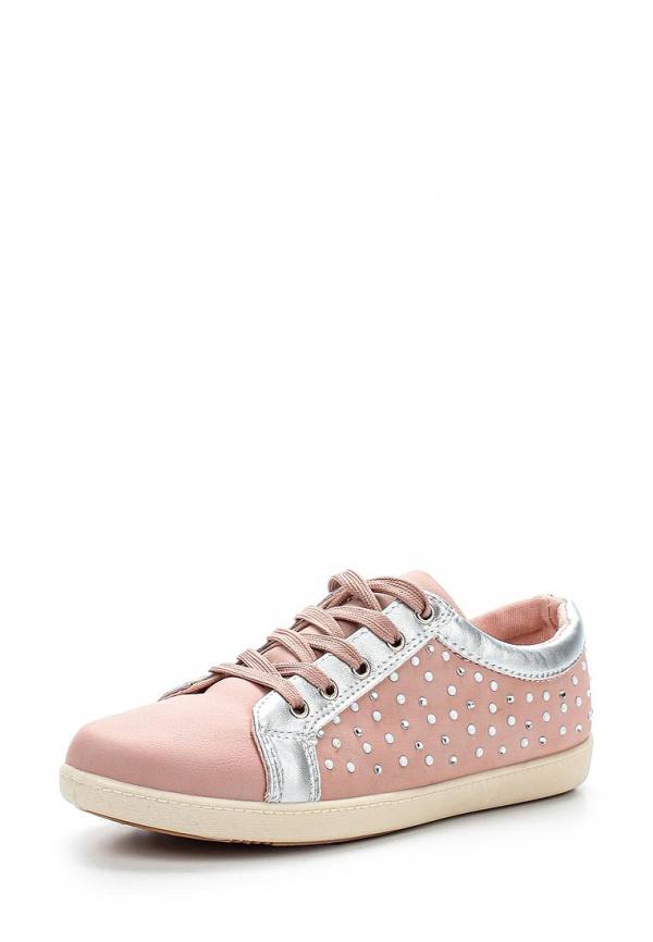 Кроссовки WS Shoes 2835 розовые