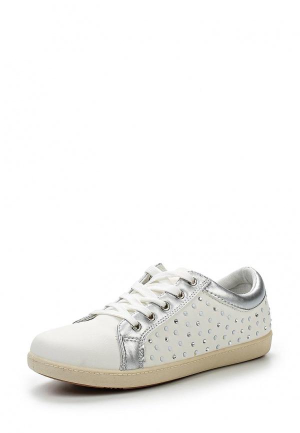 Кроссовки WS Shoes 2835 белые
