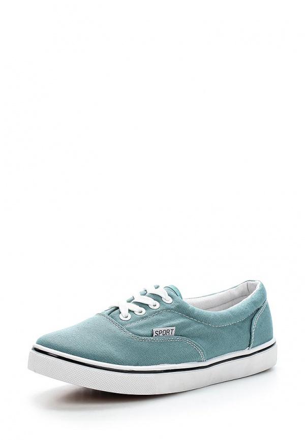 Кеды WS Shoes AM-152 голубые