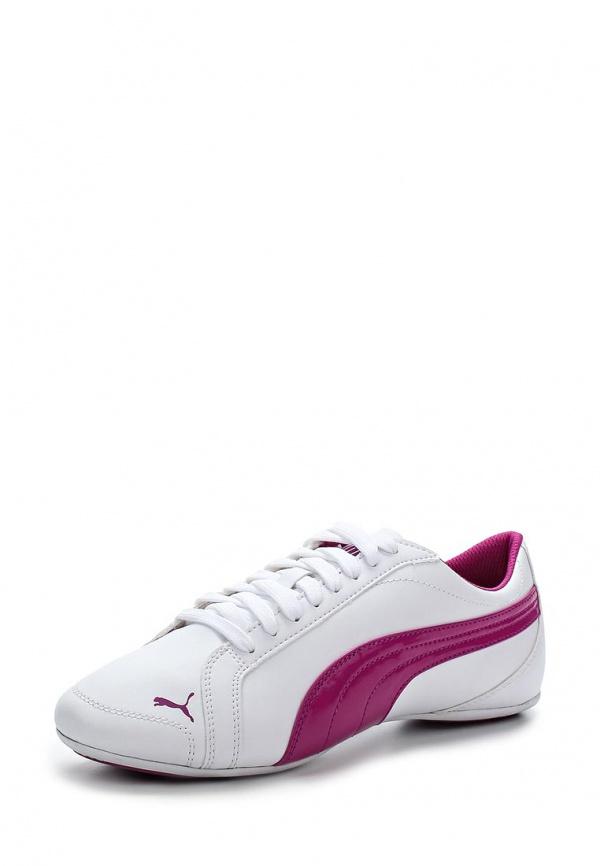 Кроссовки Puma 35675407 белые, фиолетовые
