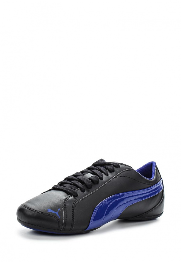 Кроссовки Puma 35675409 фиолетовые, чёрные