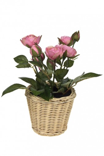"""Декоративные цветы Композиция декоративная """"Бутоны роз"""""""