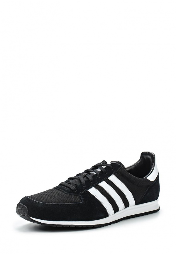 Кроссовки adidas Originals V22769 белые, чёрные