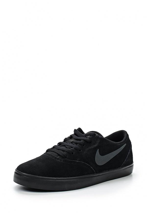 Кеды Nike 705265-001 чёрные