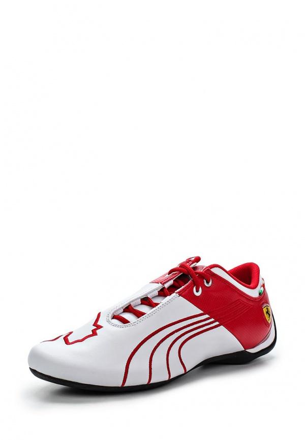 Кроссовки Puma 30514502 белые, красные