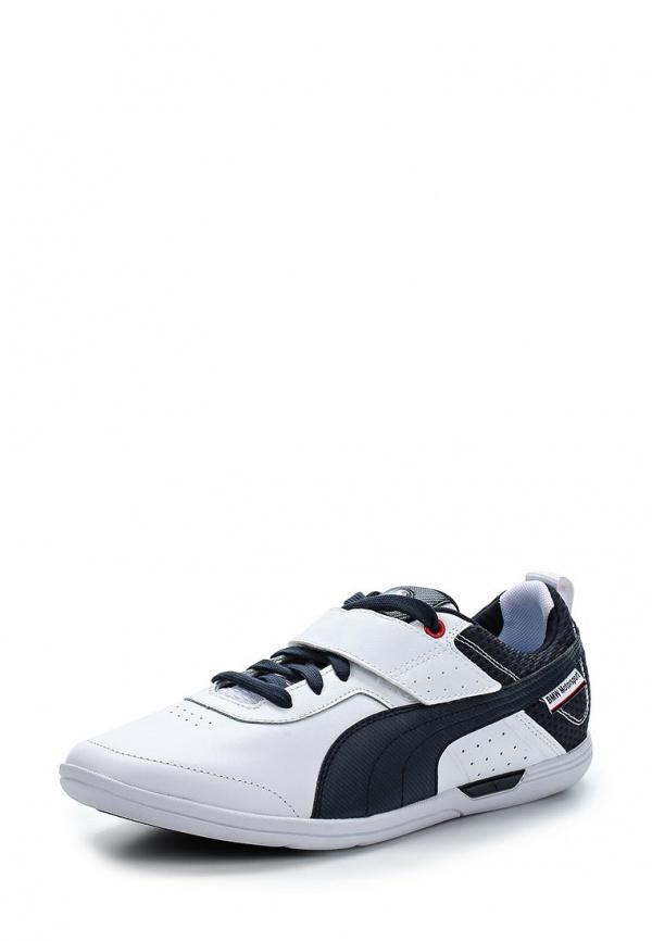 Кроссовки Puma 30526402 белые, синие