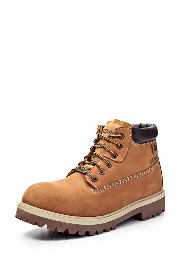 Ботинки Skechers 4442 WTN бежевые