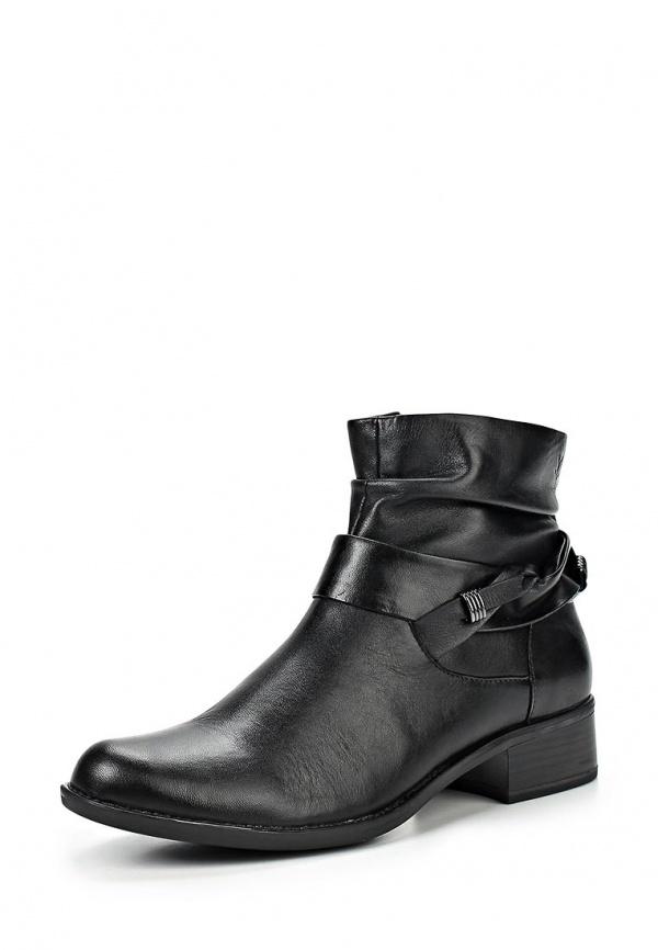 Ботинки Caprice 9-9-25334-33-002 чёрные