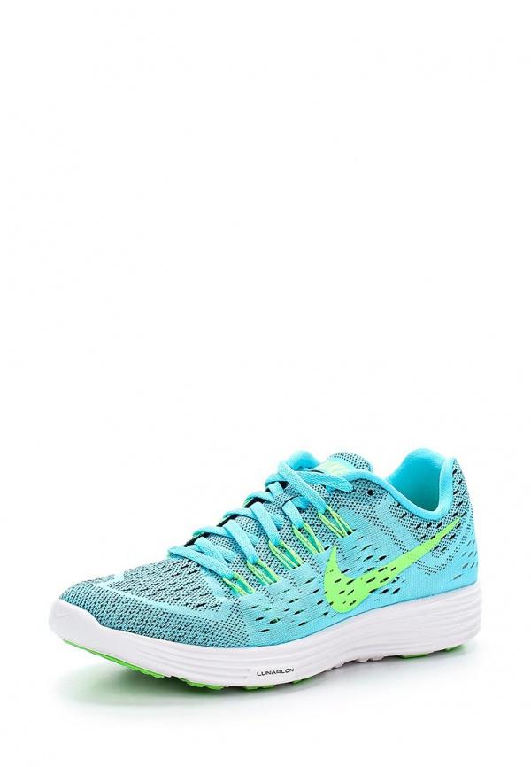 Кроссовки Nike 705462-400 голубые