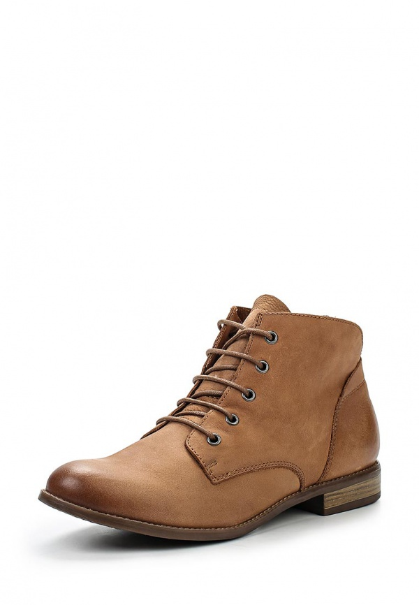 Ботинки Tamaris 1-1-25100-34-319/220 коричневые