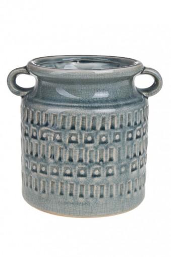 """Керамические вазы и кашпо Ваза для цветов """"Греческий стиль"""""""