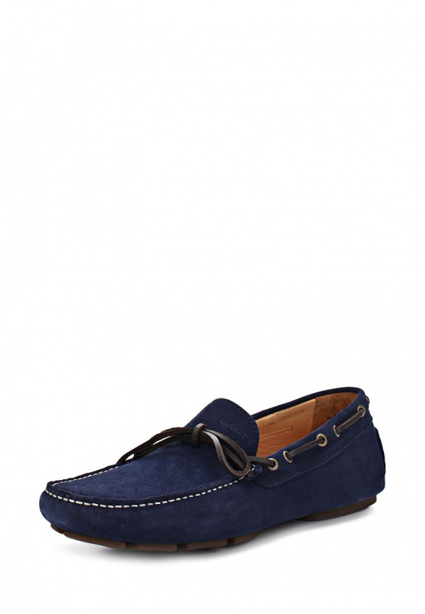 Мокасины Gant 8673176 синие